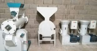 تولید دستگاه آسیاب چکشی